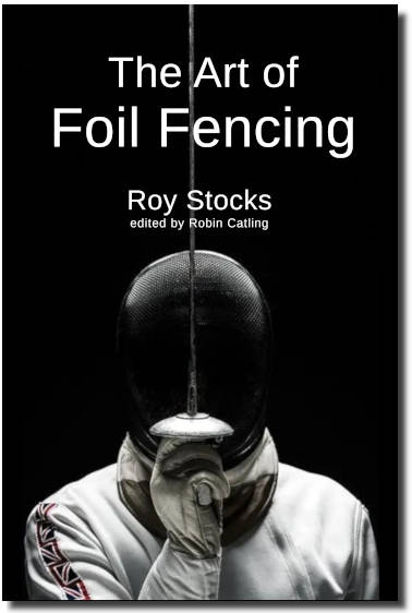The Art of Foil Fencing cover