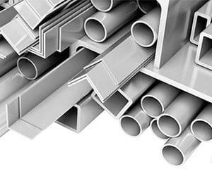 Aluminiowe profile standardowe