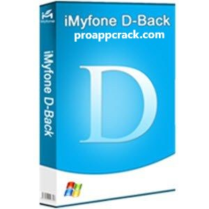 iMyFone D-Back Crack 2019