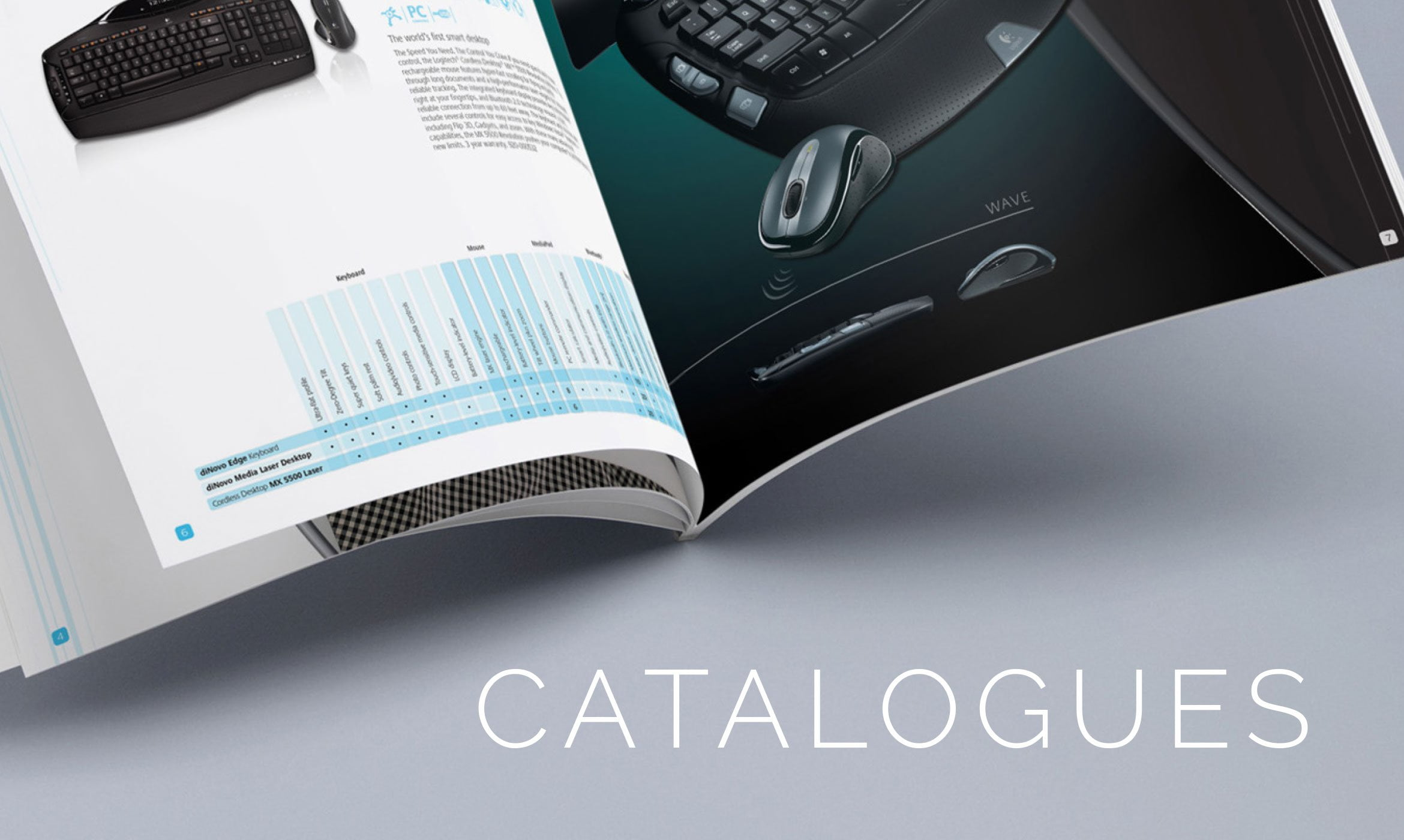 Catalogues 1 - Home Graphic Design