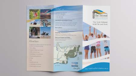 Retreat 1 Brochure - Flyers