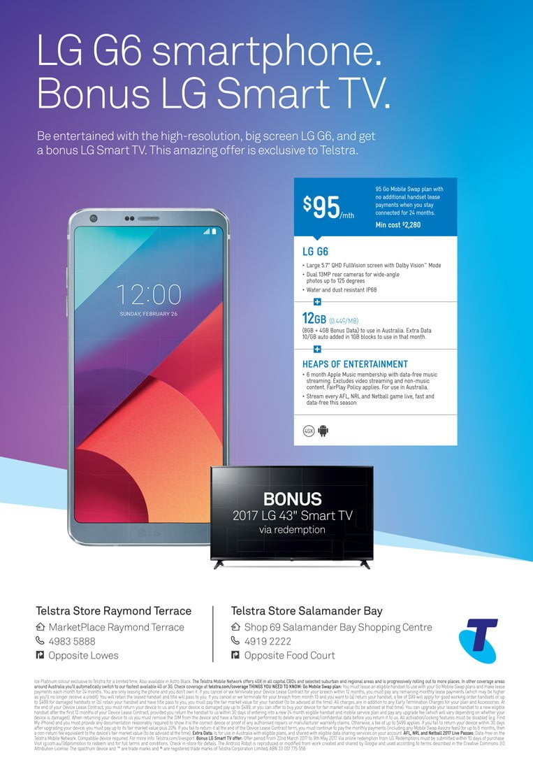 Telstra 1 - Advertising