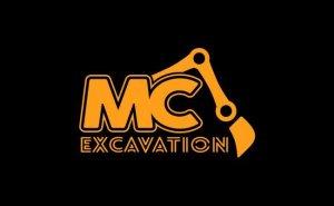 mc excavation - Logos