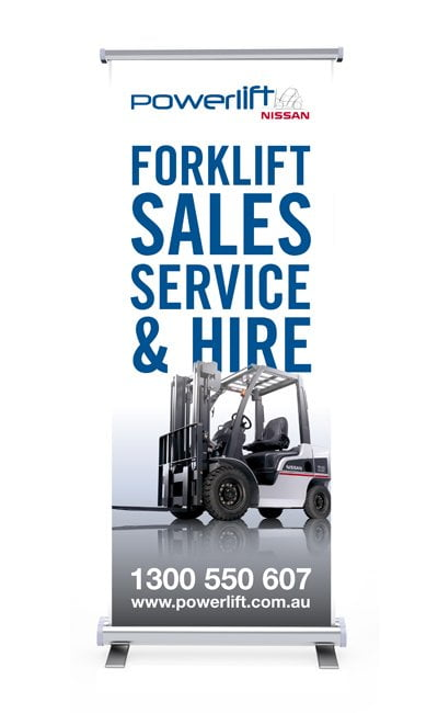 powerlift banner - Banners