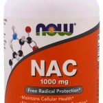 Now Foods, NAC, 1000 мг