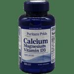 Puritan's Pride® Calcium Magnesium Vitamin D3