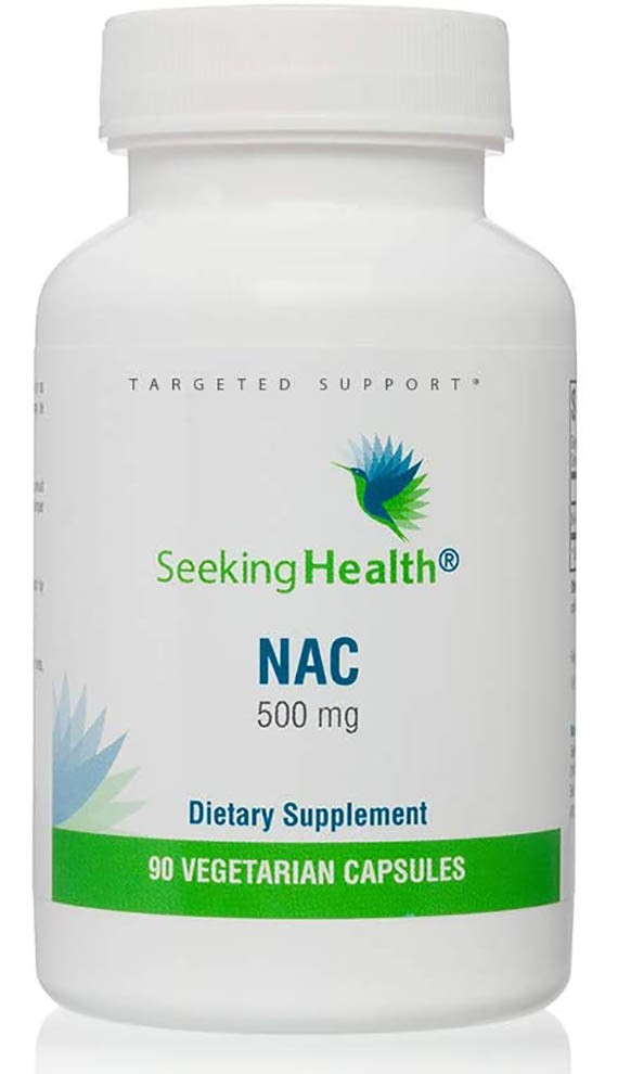 Seeking Health® NAC