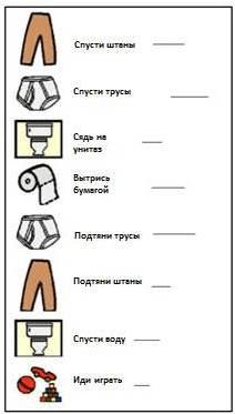 туалетный тренинг