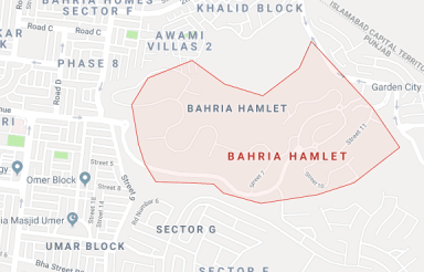 Bahria Hamlets plots for sale