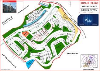 KHALID BLOCK - Bahria Town Rawalpindi