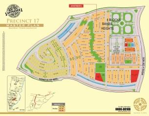 Precinct 17- Bahria Town Karachi