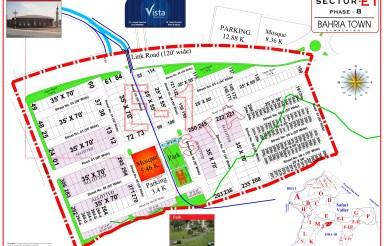 Sector E1 Bahria Town Phase 8 Rawalpindi