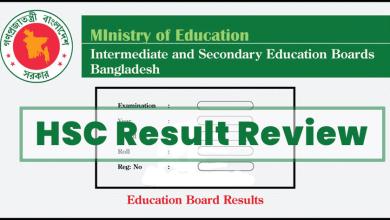 HSC Rescrutiny Process