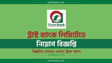trust bank job 2021