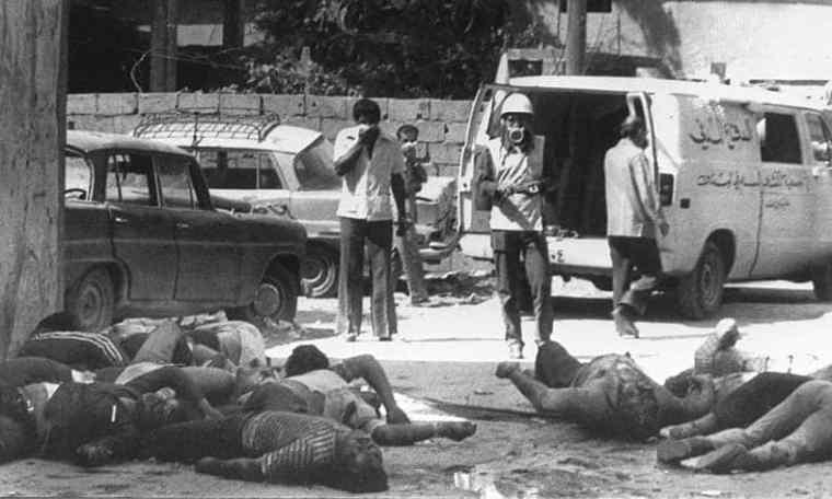 Sabra and Shatila massacre