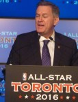 Tim Leiweke at Podium