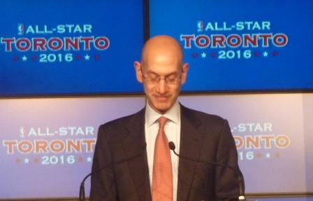 NBA Adam Silver - web