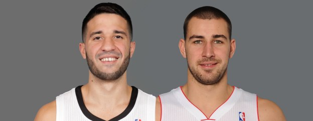 TOR Valanciunas and Vasquez