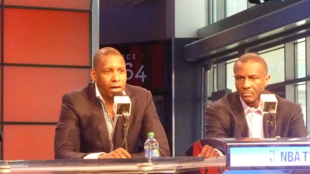 NBA Toronto Raptors Dwane Casey and Masai Ujiri