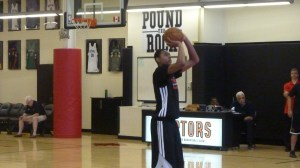 Caboclo shooting