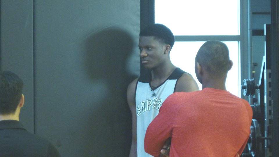 Clint Capela interview