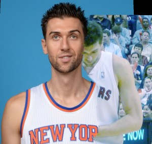NBA Nets Knicks Raptors Andrea Bargnani