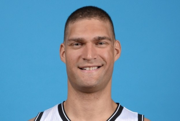 NBA Brooklyn Nets Brook Lopez
