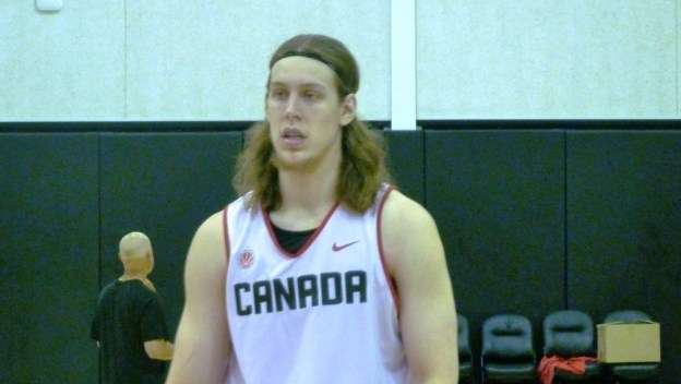 NBA Boston Celtics Kelly Olynyk