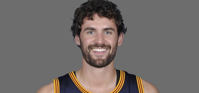 NBA Cleveland Cavaliers Kevin Love