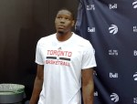 NBA Toronto Raptors Anthony Bennett
