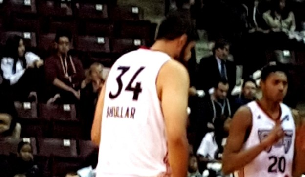 NBA D-League Mississauga Raptors 905 Sim Bhullar
