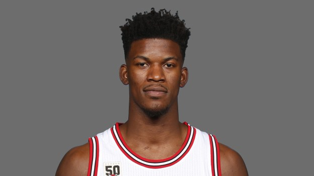 NBA Chicago Bulls Jimmy Butler