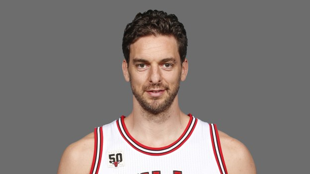 NBA Chicago Bulls Pau Gasol