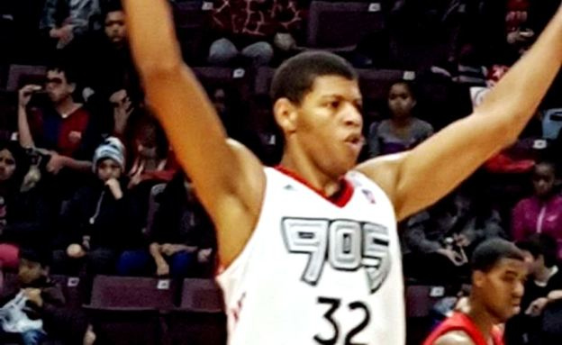 NBA D-League Mississauga Raptors 905 Walter Edy Tavares