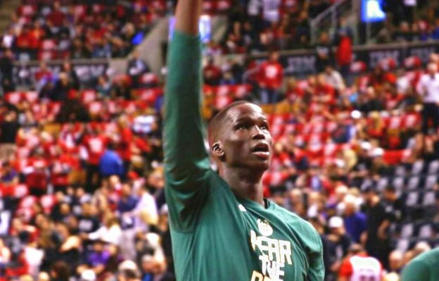 NBA Milwaukee Bucks Thon Maker