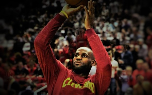 NBA Cleveland Cavaliers LeBron James
