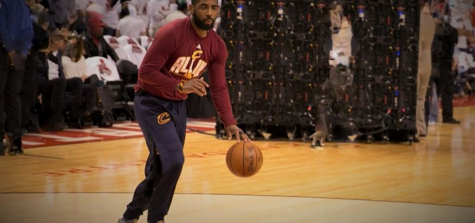 NBA Cleveland Cavaliers Kyrie Irving