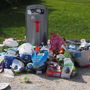 Garbage: is it art?