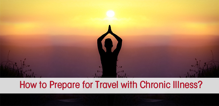 Even if you have a Chronic Illness, you can still travel around the globe. Read my practical tips on how to prepare for travel with chronic illness.