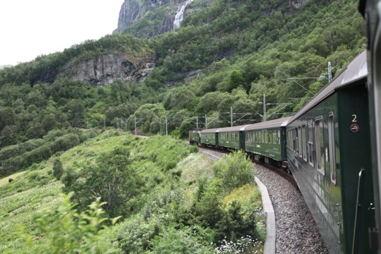 Epic Train Journeys of the World
