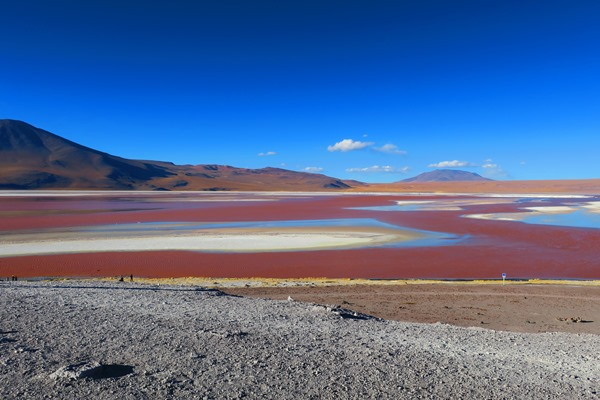 Uyuni Salt Flat Tour in Bolivia: a Practical Female Travel Guide. I share my packing tips for female travelers to survive the cold and be comfortable on this harsh tour across the Uyuni Salt Flats.
