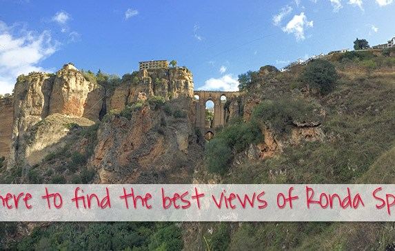 2 Self-Drive Routes to Find the Best View of Ronda Bridge