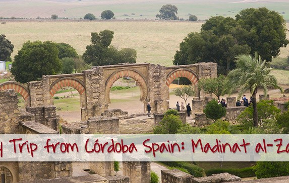 Day Trip from Cordoba Spain: Ruins of Madinat al-Zahra