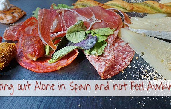 5 Useful Tips for Eating Out Alone in Spain (and Not Feel Awkward)