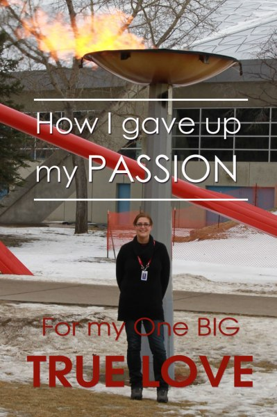 The story about how I gave up my passion to pursue more travel opportunities. I sold my passion to pursue my one true big true LOVE in life: travel.