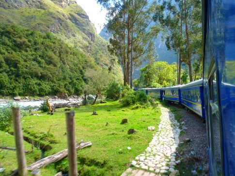 Train to Machu Picchu: a non hiking guide