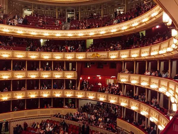 This is the story about my travel fail in Vienna Austria about how I bought cheap tickets for Vienna opera and didn't see anything! Read and learn from it.