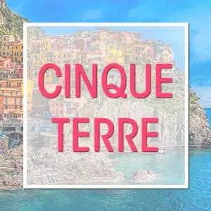 Travel to Cinque Terre, Italy