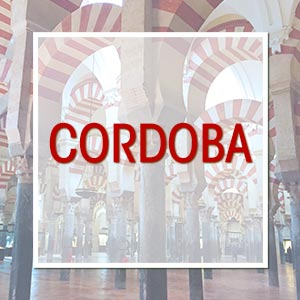 Travel to Cordoba, Spain