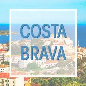 Travel to the Costa Brava, Spain